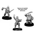 Crusader Miniatures CCP006 Pirates 'Motley Crew'