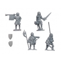 Crusader Miniatures MEH006 Infantry Command