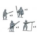 Crusader Miniatures MEH004 Handgunners