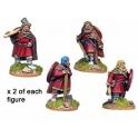 Crusader Miniatures DAB007 Garde varangienne en tenue de parade