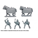Crusader Miniatures DAB103 Klibanophoroi with Mace
