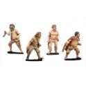 Crusader Miniatures DAI004 Irish Warriors with slings