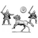 Crusader Miniatures DSC008 chefs écossais