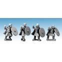 Crusader Miniatures CSB002 Lanciers romains tardifs - en marche