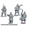 Crusader Miniatures DAE005 Commandement d'infanterie espagnole