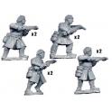 Crusader Miniatures DAE014 Unarmoured Spanish Crossbowmen