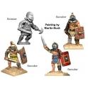 Crusader Miniatures ANG002 Secutores & Scissor