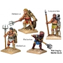 Crusader Miniatures ANG003 Retiarii & Laqueaius