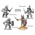Crusader Miniatures ANG006 Provocatores & Dimachaeri
