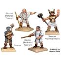 Crusader Miniatures ANG007 Arena offcials