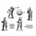 Crusader Miniatures RFA022 Greek Hoplite Command