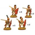 Crusader Miniatures ANR001 Republican Roman Hastati/Principes with Pilum