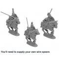 Crusader Miniatures ANR010 Unarmoured Roman Cavalry