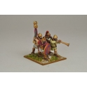 Crusader Miniatures ANC006 Infantry Command