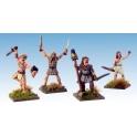 Crusader Miniatures ACE025 Celtic Religious Fanatics