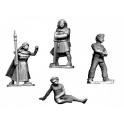 Crusader Miniatures ACE050 Ancient Celt Characters.