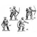 Crusader Miniatures ACE009 Ancient Celt Skirmishers