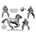 Crusader Miniatures ACE020 Ancient Celt Mounted Nobles with spears