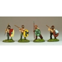 Crusader Miniatures AGE002 German Warriors II