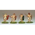 Crusader Miniatures AGE003 German Skirmishers