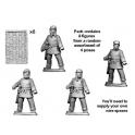 Crusader Miniatures RFA041 Persian Sparabara Spearmen