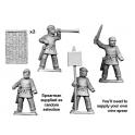Crusader Miniatures RFA042 Persian Sparabara Spearmen Command