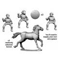 Crusader Miniatures ANN008 Numidian Cavalry
