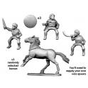 Crusader Miniatures ANN009 Numidian Cavalry Command