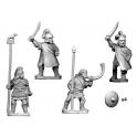 Crusader Miniatures ANS052 Lusitanian warrior command