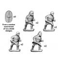 Crusader Miniatures ANS003 Spanish Scutari with sword - standing