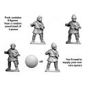 Crusader Miniatures MAC005 Unarmoured Phalangite