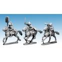 Crusader Miniatures MAC021 Macedonian Companion Cavalry Command