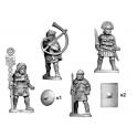 Crusader Miniatures RFA032 Early Imperial Roman Legionary Command