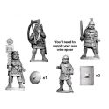 Crusader Miniatures RFA034 Middle Imperial Roman Legionary Command