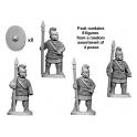 Crusader Miniatures RFA001 Late Roman Legionary in Mail