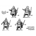 Crusader Miniatures ANT002 Thracian Tribesmen with Javelins