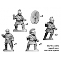Crusader Miniatures ANT008 Later Thracians with Spears and Javelins