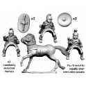 Crusader Miniatures ANT011 Armoured Thracian Cavalry