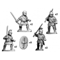 Crusader Miniatures ANT009 Later Thracians with Rhomphaia