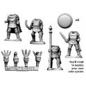 Crusader Miniatures ANO010 Campanian Hoplite Command