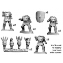 Crusader Miniatures ANO002 Samnites in Triple Disk Armour
