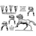 Crusader Miniatures ANO005 Armoured Oscan Cavalry