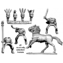 Crusader Miniatures ANO007 Oscan Cavalry Command