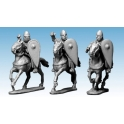 Crusader Miniatures DAN101 Norman Knights in Chainmail with Spears II
