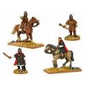 Crusader Miniatures DAN110 Personalities Duke William & Bishop Odo