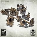 North Star KRTS143 Ruines de cité