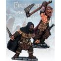North Star FGV223 Barbarian Thief and Berserker.