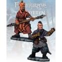 North Star FGV221 Monk & Mystic Warrior