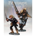 North Star FGV242 Thief & Barbarian II
