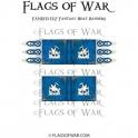 North Star FANE03 ELF Fantasy Boat Banners